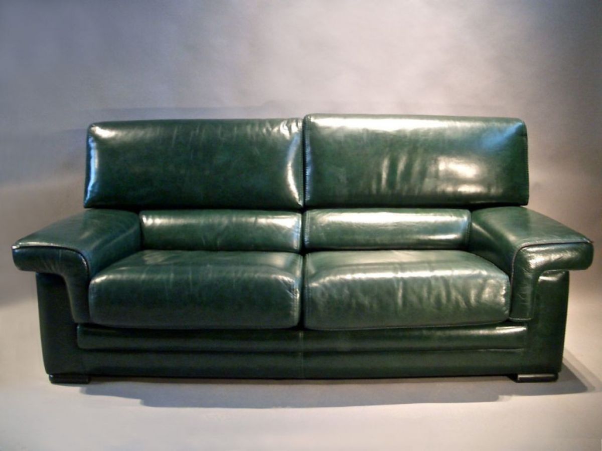 Leather sofa stock decorative antiques decorative for Stock sofas madrid