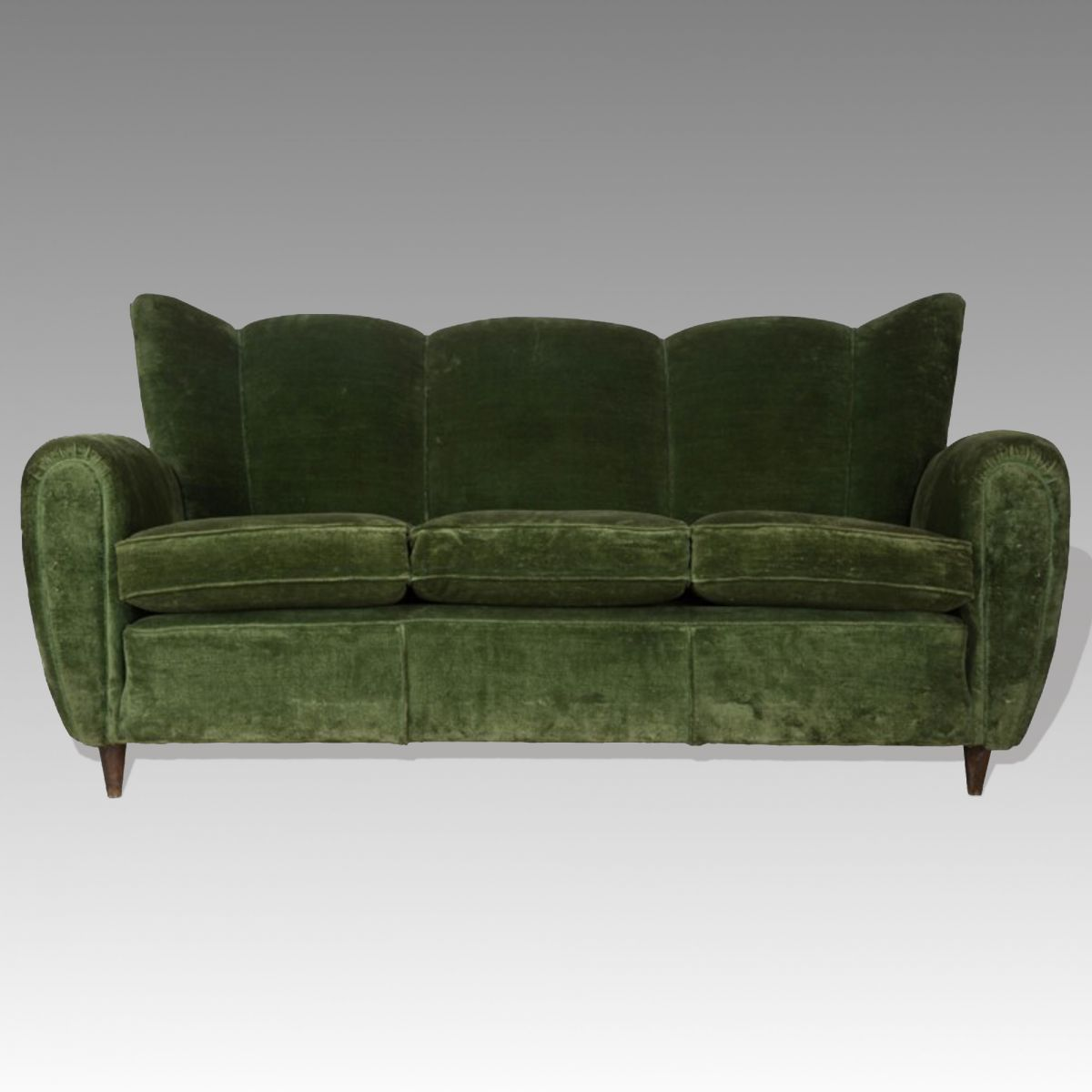 1950 39 s italian sofa stock decorative antiques